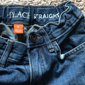 Children's Place - Straight leg Jeans